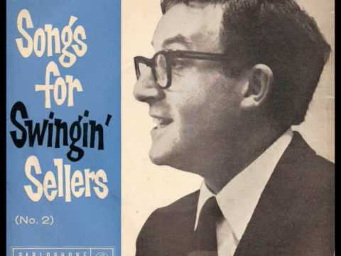 PETER SELLERS - 'So Little Time' - 1959 45rpm