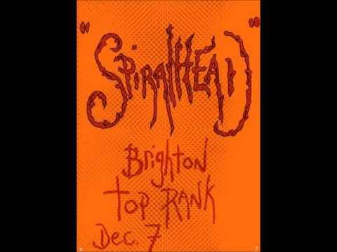 SPIRALHEAD - I'M ON FIRE (Byrne, Szec, Stonehouse) LIVE 1988