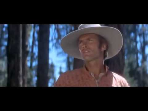 """Clint Eastwood. """"I Talk To the Trees"""""""